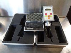 Brookfield LVDV-I+ Viscometer with LV Spindle Set Accessory Kit
