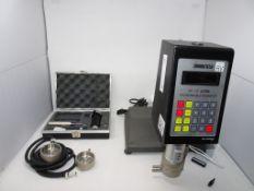 Brookfield RVDV-III U CP Programmable Rheometer
