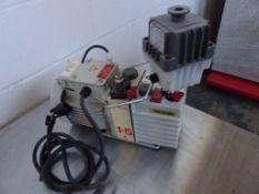 Edwards E2M1.5 Pump #2