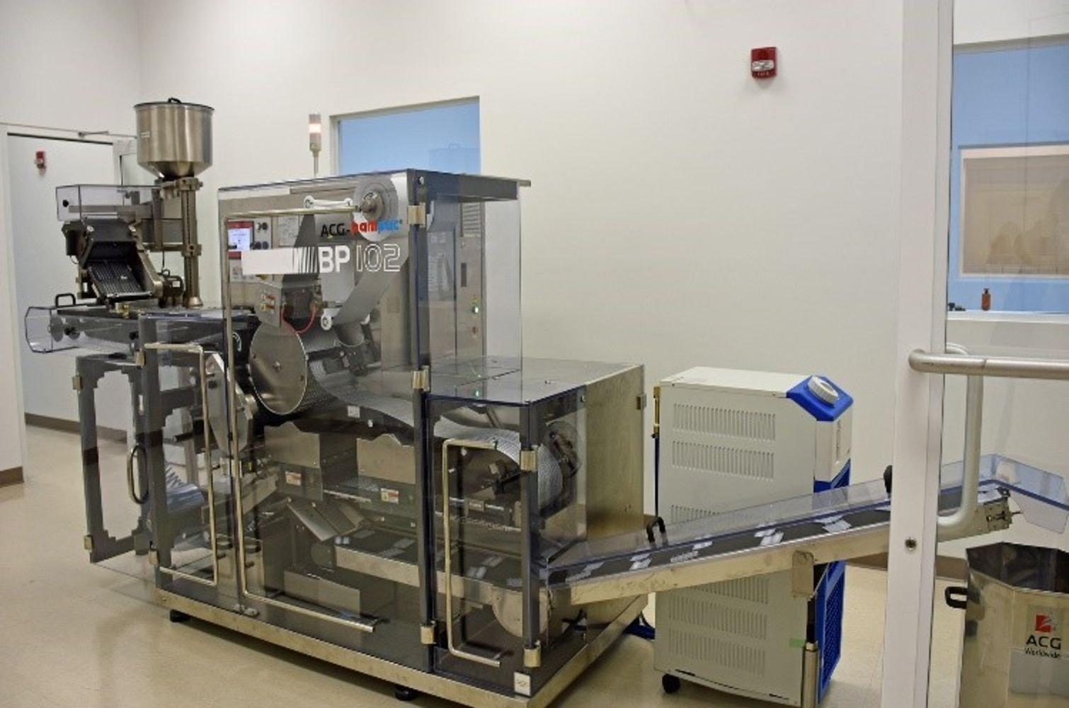 QUALITY LAB AND PILOT PLANT PROCESSING ASSETS FROM A LEADING PHARMACEUTICAL COMPANY