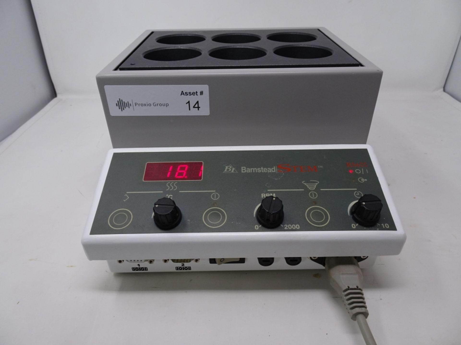 Barnstead Model PS80043 STEM Reaction Station Dry Bath