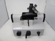 Leica JUNG Model SM2000R Microtomer