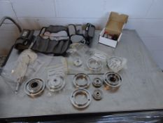 Lot Of IKA Works Series 2000 Stator Pilot Parts