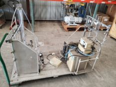 Custom Fabricated Test Cart