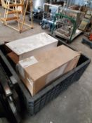 Skid Lot of Misc Filters Various Brands and Size