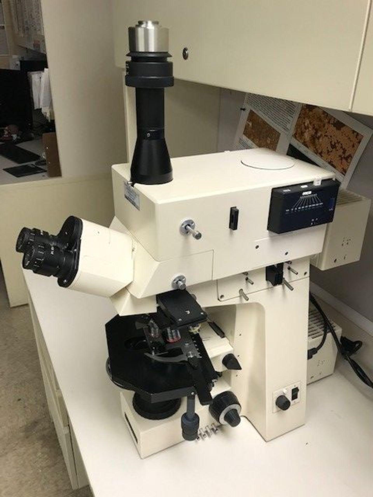 Nikon Optiphot Transmission Microscope