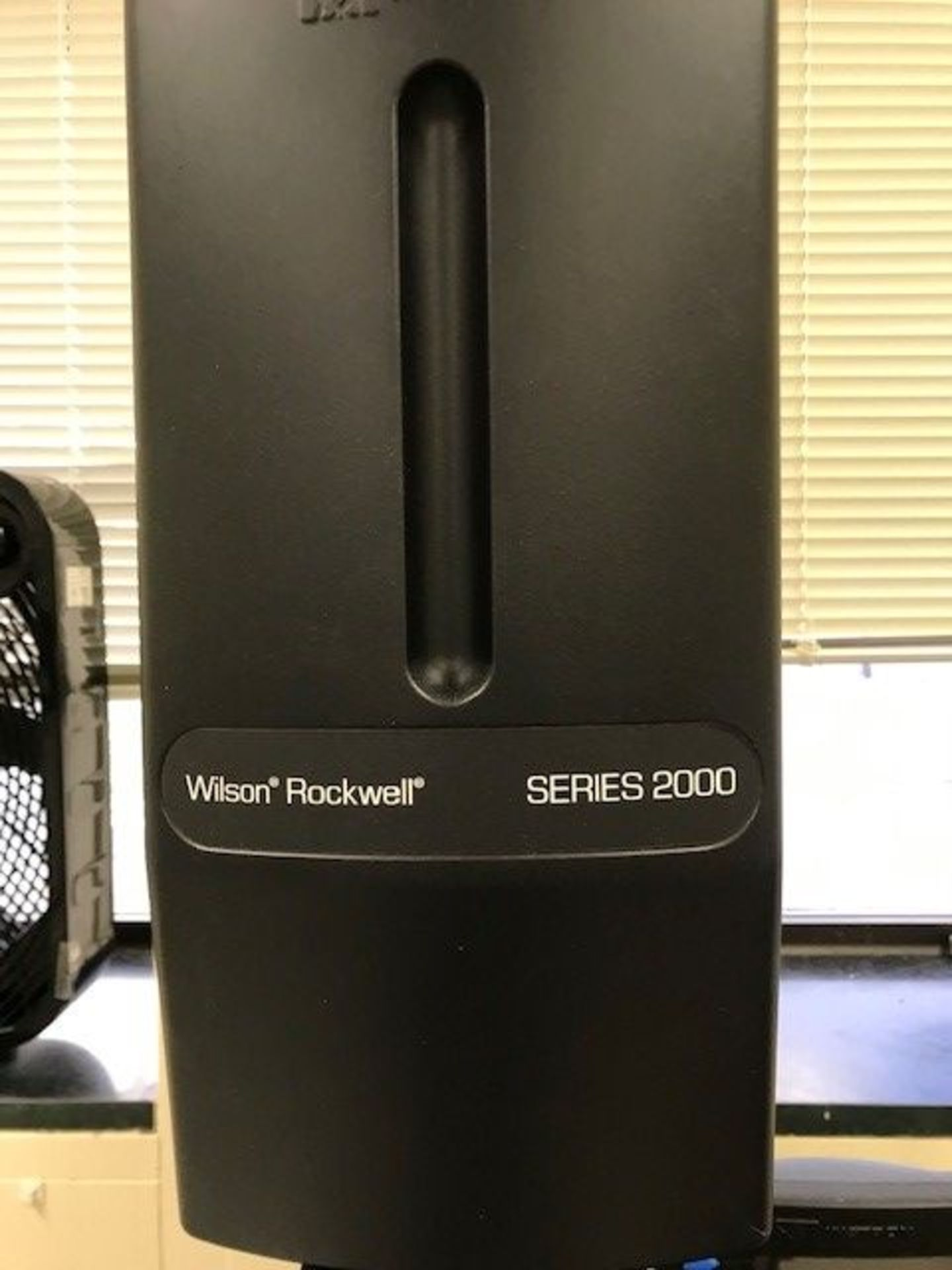 Wilson Rockwell Series 2000 Instron - Image 4 of 5