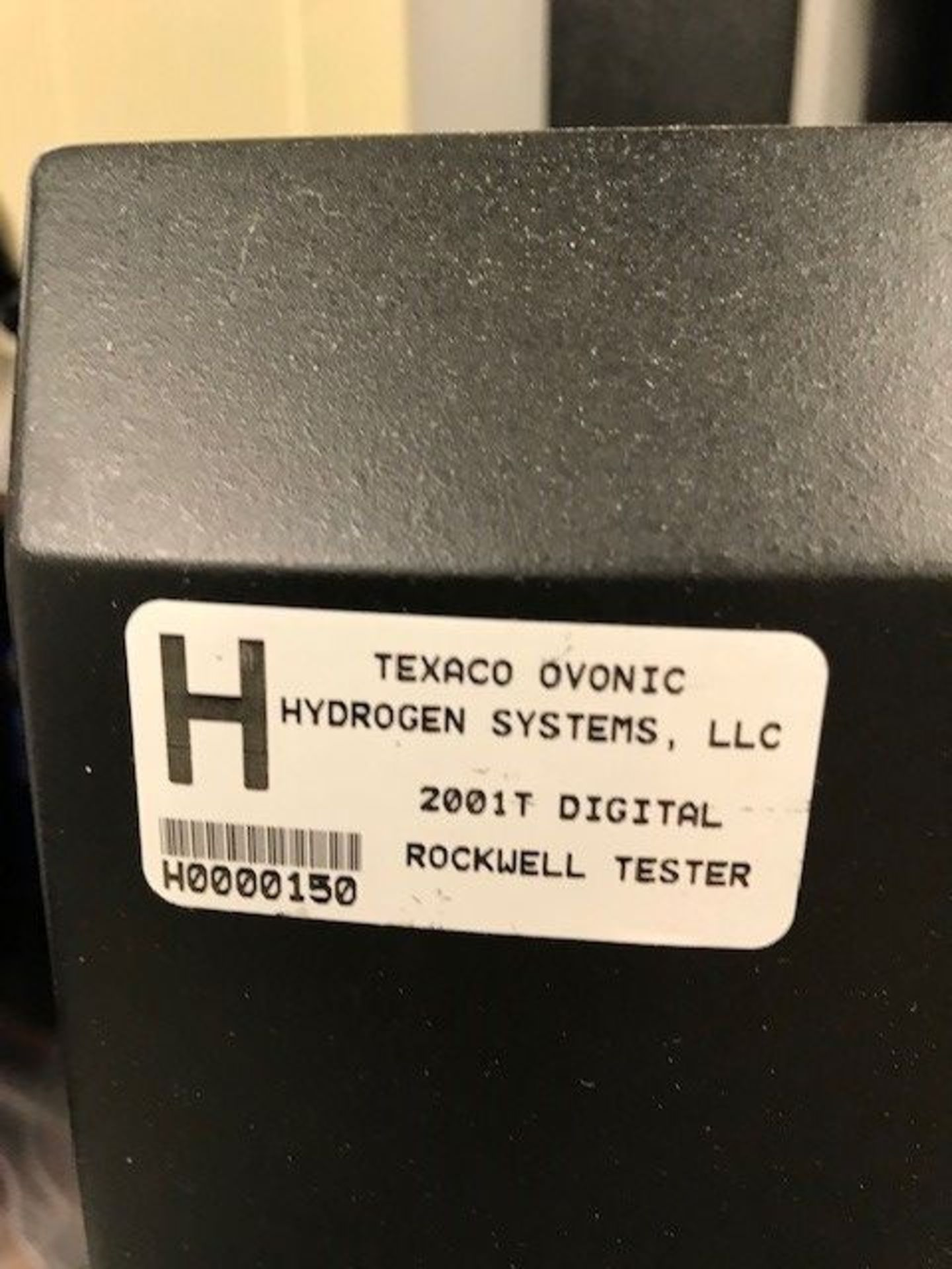 Wilson Rockwell Series 2000 Instron - Image 5 of 5