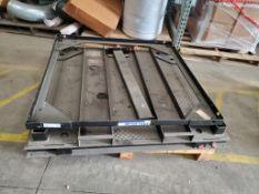"""Mettler Toledo 48 x 48"""" Platform Scale w/ Cradle"""""""