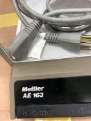 Mettler Toledo AE163 Balance; SN F46888