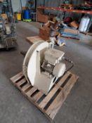 Hochleistungsventilator High Velocity Blower Unit