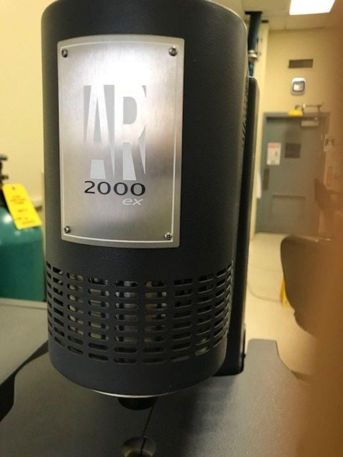TA Instruments AR 2000 Ex Rheometer - Image 5 of 5