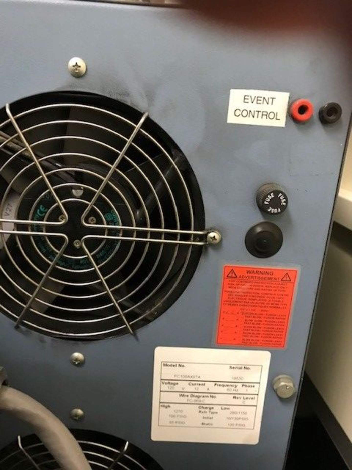 TA Instruments DSC Refrigerated Cooling System - Image 2 of 3