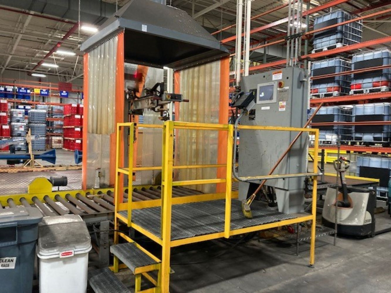 Processing Equipment from a Global Chemical Manufacturing Company