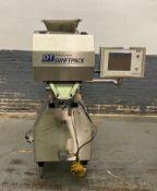 DT Industries Kalish Model 8106 (SwiftPack Automation Model B12P3PTS) 12-Lane Single Head Inline