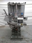 Barry-Wehmiller Thiele Technologies Model T7600A Top-sorter In-line Insertion Machine, sn T7600A117,