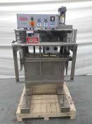 Kaps-All Packing Systems Model FE4 Inline Retorquer sn 5477 110V 1ph 60Hz