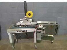 Belcor Industries Model 130 sn N/A Case Taper w/ (1) Belcor Model 505 Case Former sn 505-8452, BYC #
