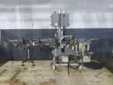 Roser Products Incorporated Inline Labeler, (1) Norwood Marking Systems 53LTi Printer w/ ALLEN Model