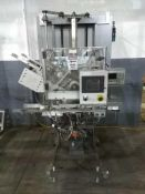 Barry-Wehmiller Thiele Technologies Model T7600A Top-Sorter In-line Insertion Machine, sn T7600A118,