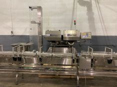 DT Industries Kalish Model 8065 (SwiftPack Automation Model B12P3PTS) 12-Lane Dual Head Inline