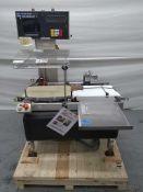 "Mettler Toledo Hi-Speed Check Mate 2 Inline Case Weigher Model CX3210-WD sn S00058-1B 21"""" x 11"""""