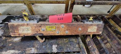 (2) Battery Handling Services Battery Lifting Bar