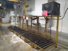 Forklift Battery Handling & Storage Unit w/Overhead Bridge Crane - Bulk Lot: Lots 538-540