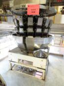 Bosch Form Fill Seal / Ishida Scale / Metal Detector /Conveyor BULK BID LOTS 1020 TO 1022 & 1037
