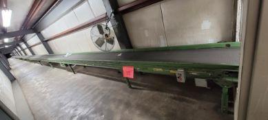 Buschman Belt Driven Conveyor System - BULK BID FOR LOTS 1126 TO 1127