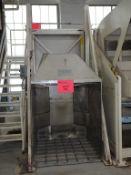 (1) National Bulk Equipment Material Dumper