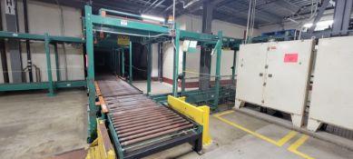 2-Tier Bi-Directional Transfer Conveyor - BULK BID FOR LOTS 448 TO 456