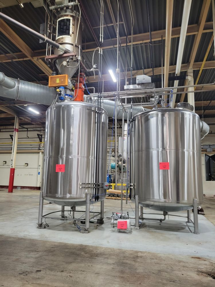 Cereal Manufacturing Plant - Process & Packaging Equipment - Large Quantity of MRO Assets