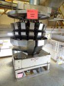 Bosch Form Fill Seal Machine/ Ishida Scale Feed Mettler Metal Detector BULK BID LOTS 1014 TO 1016