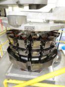 Bosch Form Fill Seal Machine w/Ishidsa Scale BULK BID FOR LOTS 1057 TO 1058 With Mezzinine