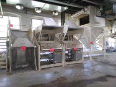 Bulk Powder / Dry Material Handling System : Bulk Lot: Includes Lots 100-108A