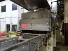 Wolverine Inc Jetzone Dyer/Oven w/ Feed Conveyer