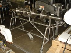 Patterson Kelley 60 Cubic Foot High Speed Bar, Stainless Steel.