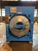 Milnor Industrial Washing Machine, Model 42026QHP. 135 pound capacity. 780 rpm, 480 volt. Serial #