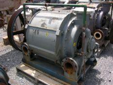Nash Vacuum Pump, Model CL2002, Rebuilt by PSI in 1997. Driven by a 100 hp, 3/60/230/460 volt, 1765