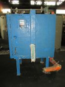 "Stokes Vacuum Shelf Dryer. Model 338-3. Approximately 30 square feet. (7) 24"""" wide x 36"""" deep x 1"""
