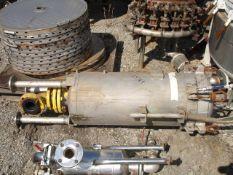"Filterite Basket Filter, 316 stainless steel construction, Type 66MS03-316-4FD-C150, 15"" diameter x"