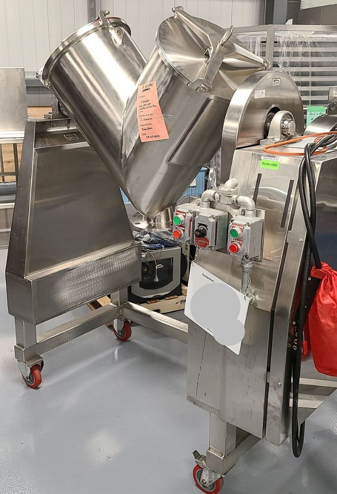 Surplus Assets from a Pharmaceutical Products Manufacturer