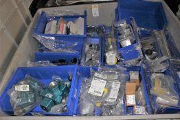Cube Mac Valves, Solonoids, Allen Bradley Parts, Cables, Misc New Parts