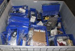 Cube Bearings, Flow Sensors, Sensor Spinners, Misc. New Parts