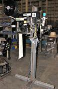 3503860 ID Technology 250 Labeler w Zebra 110PAX3 Print Head