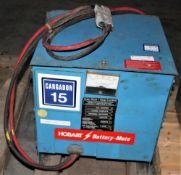 Hobart Battery Mate Charger 510MI-12 24v