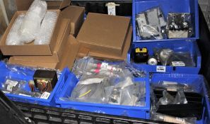 Cube Transformers, Fuses, Cartridges, Filters, Switches, Misc. New Parts