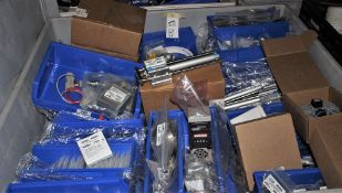 Cube Seals, Air System Valves, Labeler Parts, SMC Cylinders