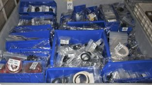Cube Gaskets, Sealing Rings, Check Valves, Valve Sets, Misc. New Parts